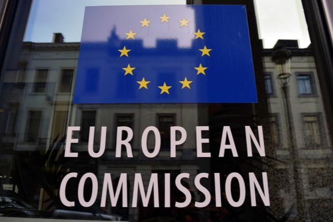 EU-kommissionen i Bryssel